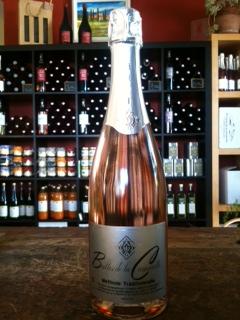 Rosé Sparkling Wine (Brut)